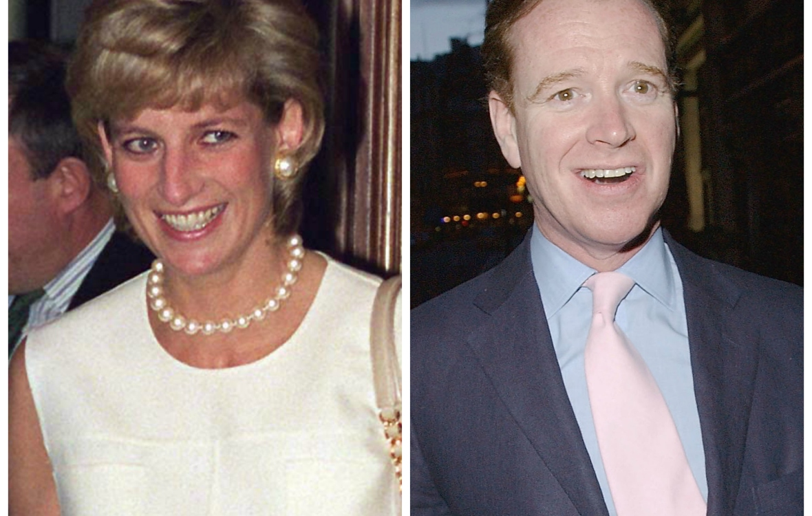 james hewitt and princess diana