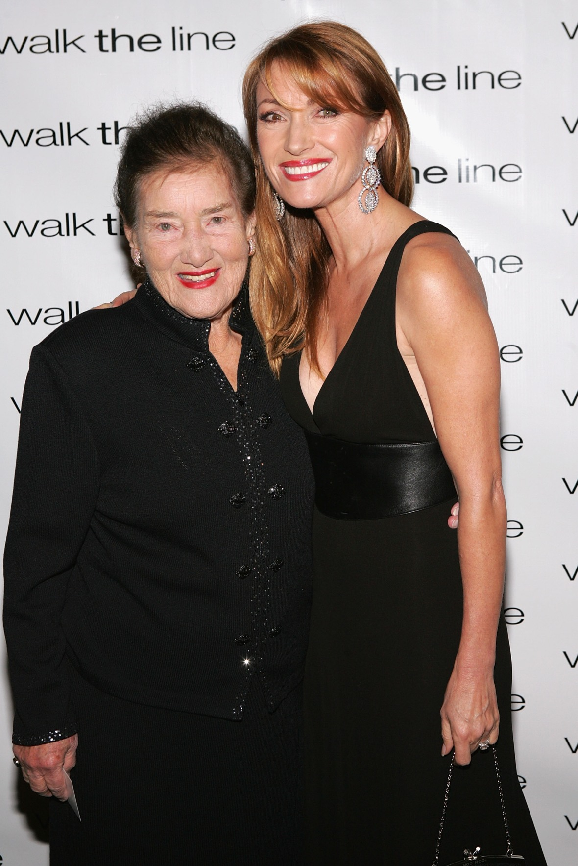 jane seymour mom getty images