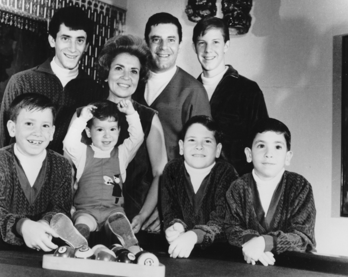 jerry lewis kids getty images