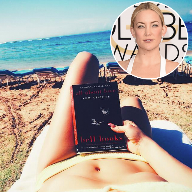 kate hudson book recommendation