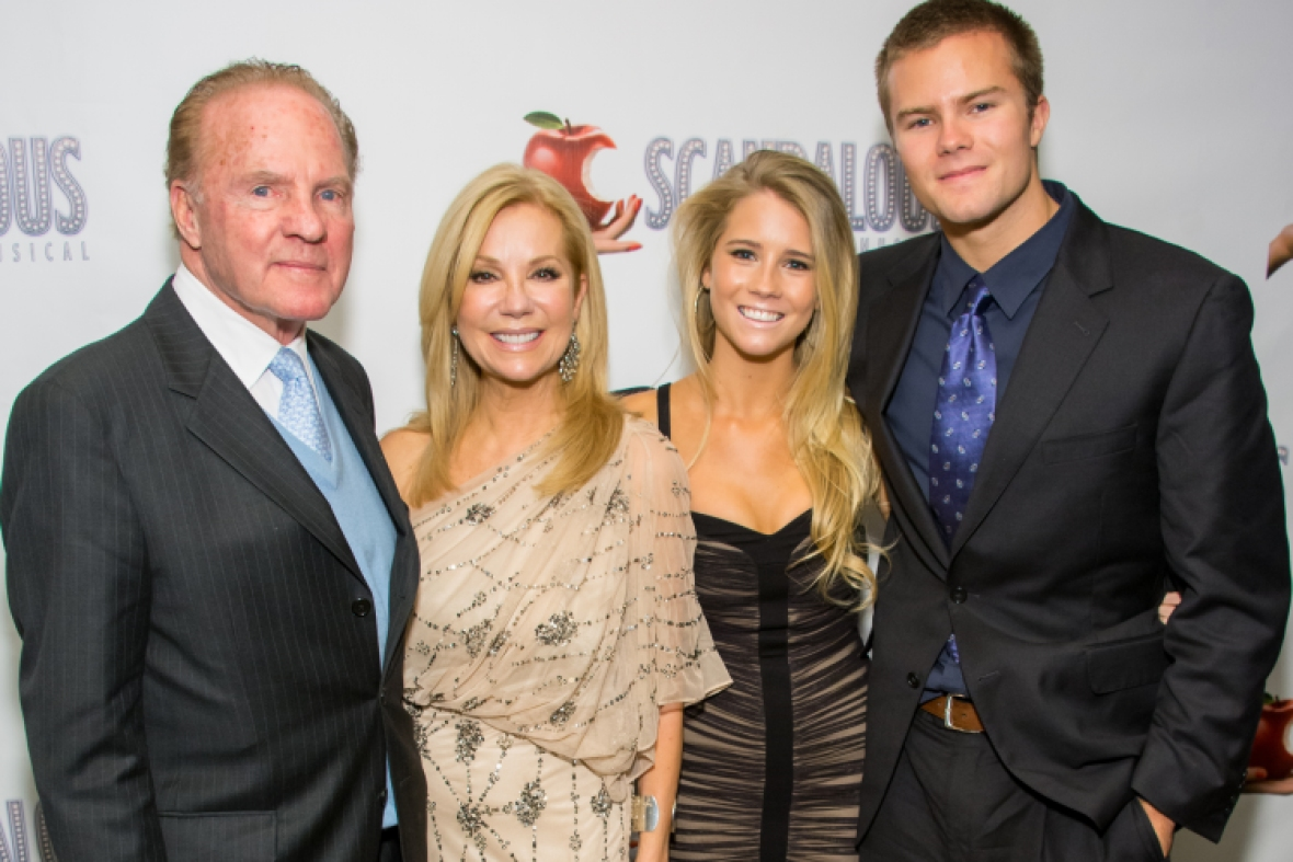 kathie lee gifford family getty