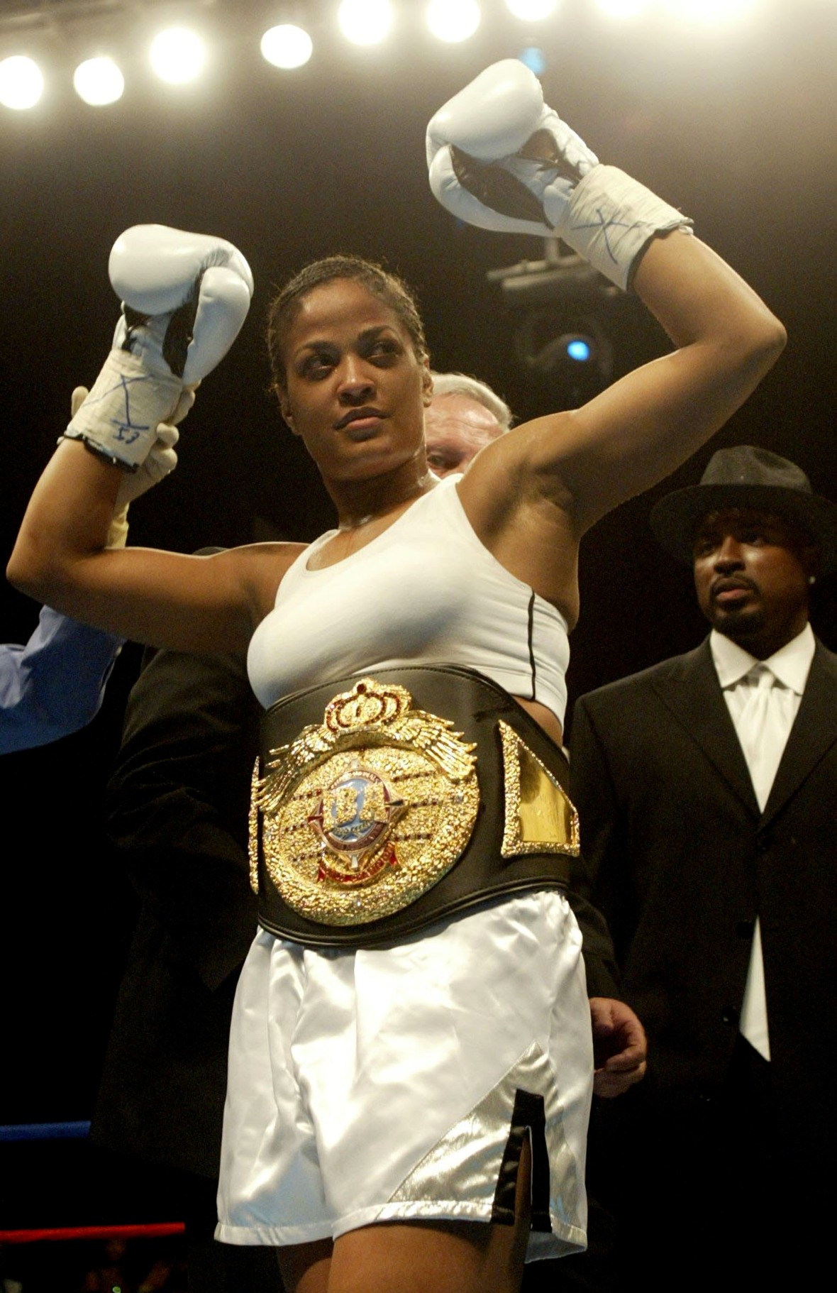 laila ali getty images