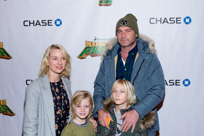 liev schreiber naomi watts getty images