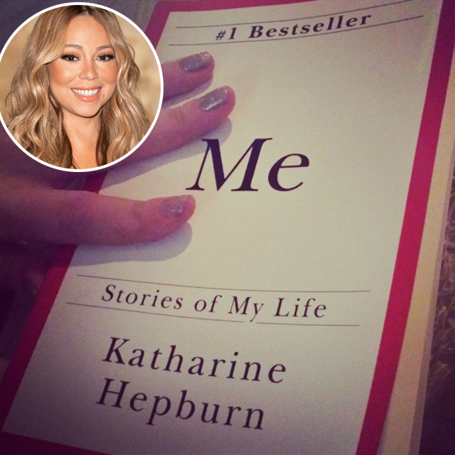 mariah carey book recommendation