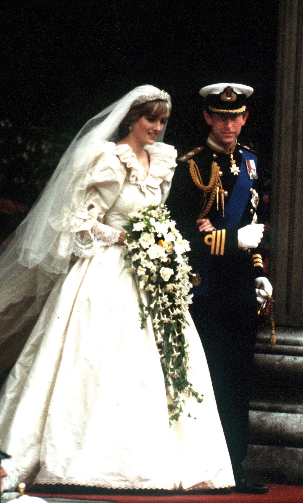princess diana prince charles wedding getty images