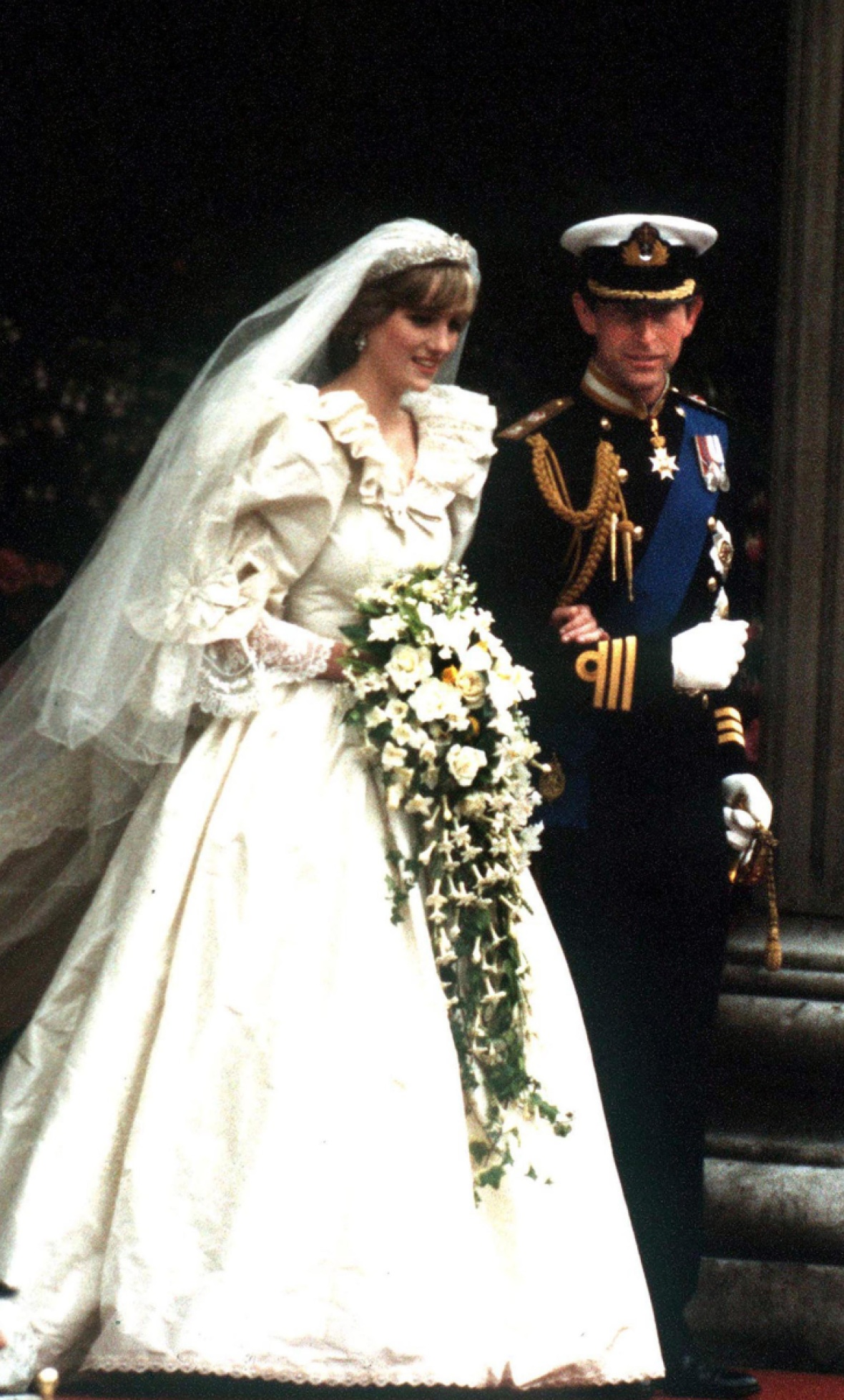 princess diana prince charles wedding getty images