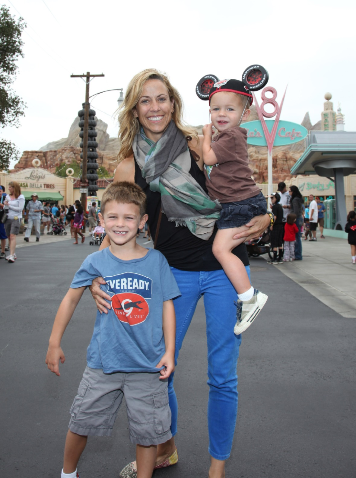 sheryl crow sons getty images