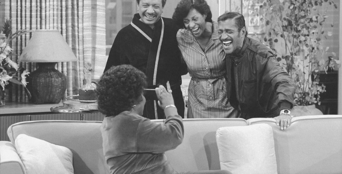 'the jeffersons' getty images