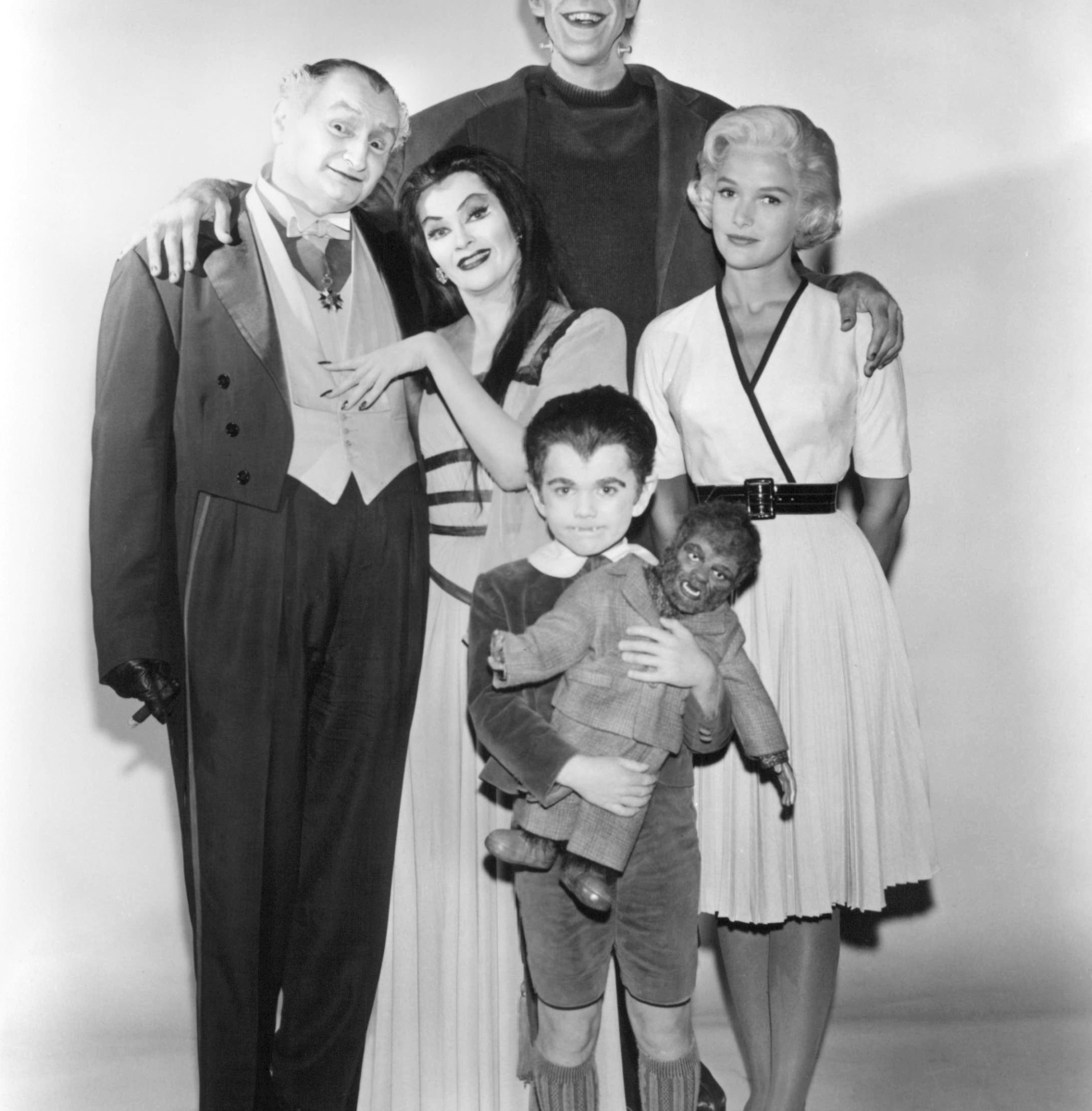 'the munsters' getty images