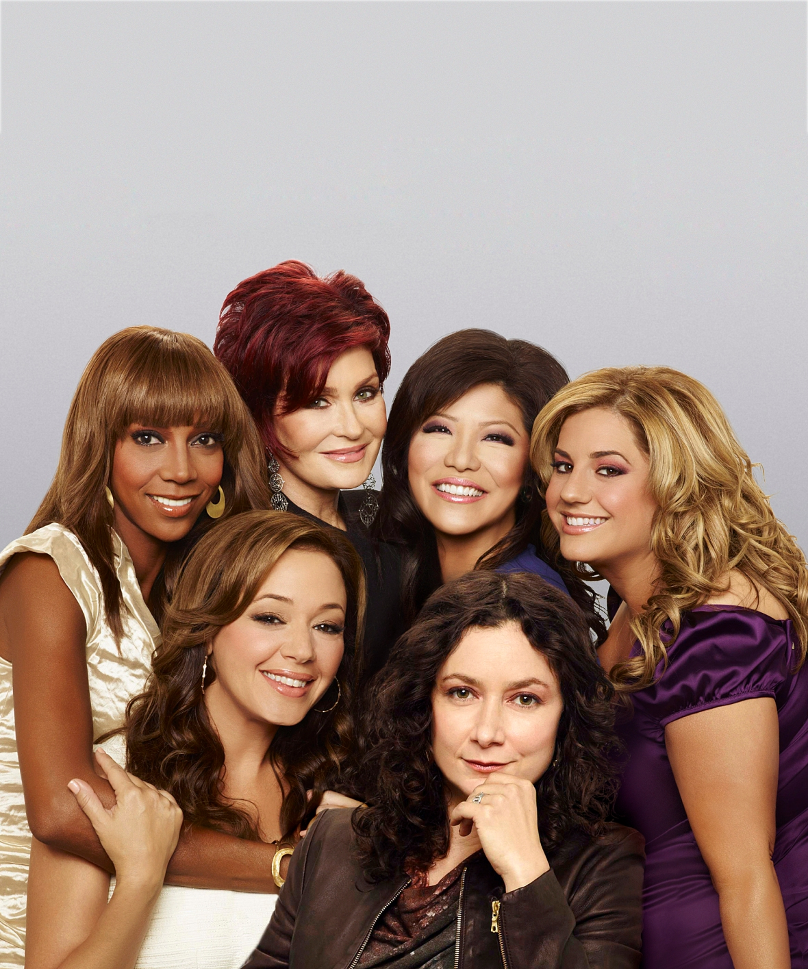 'the talk' cast getty images