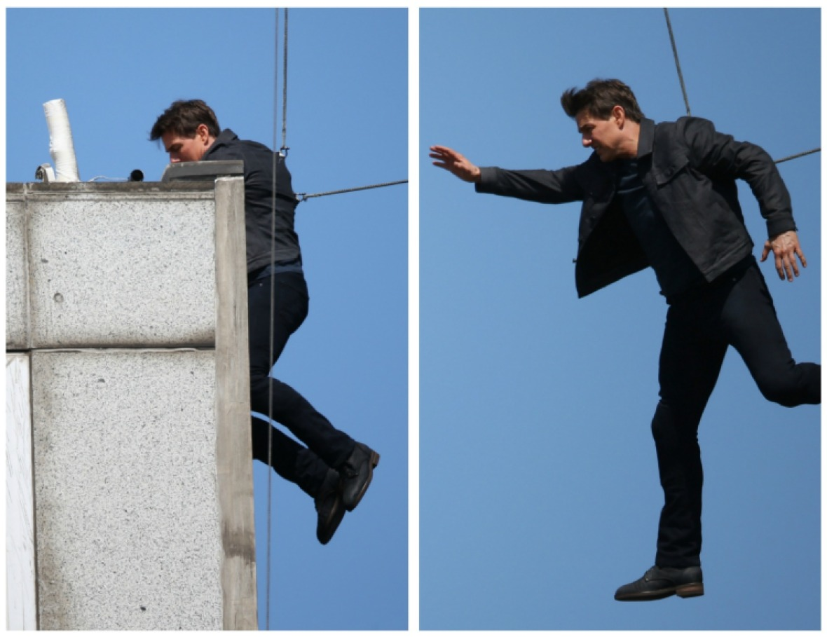 tom cruise mission impossible injured splash