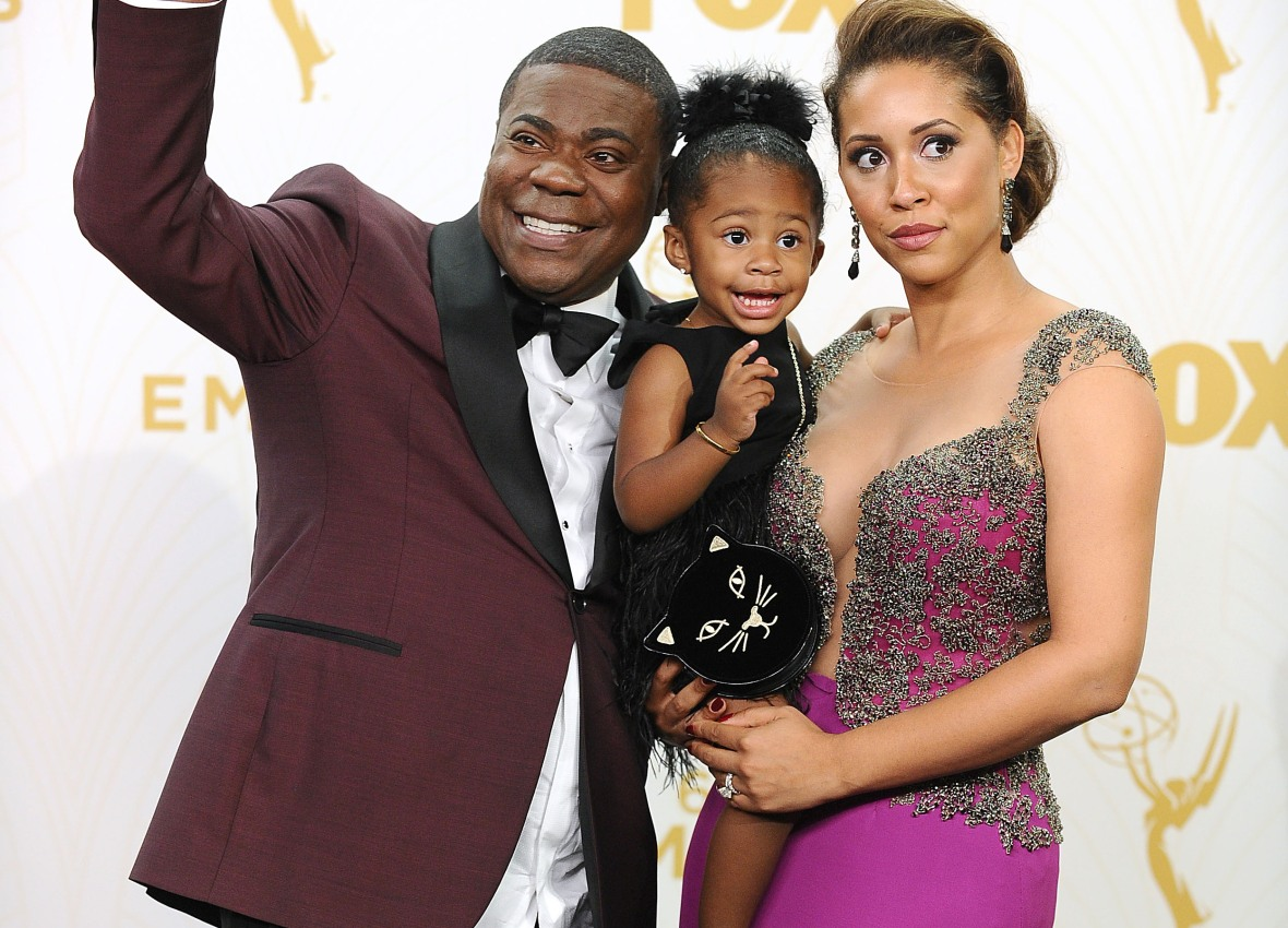 tracy morgan wife daughter