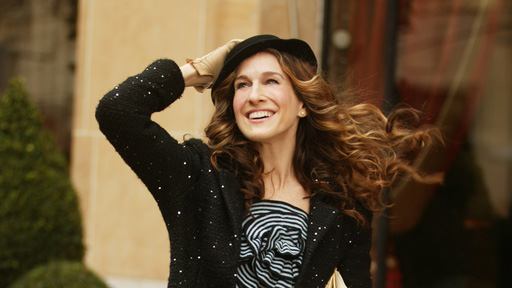 carrie bradshaw hbo