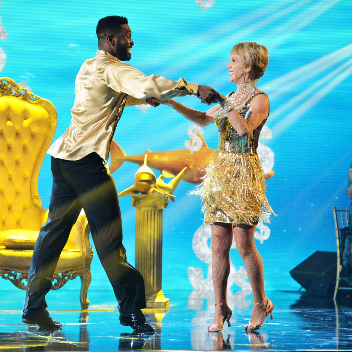 barbara corcoran keo motsepe getty images