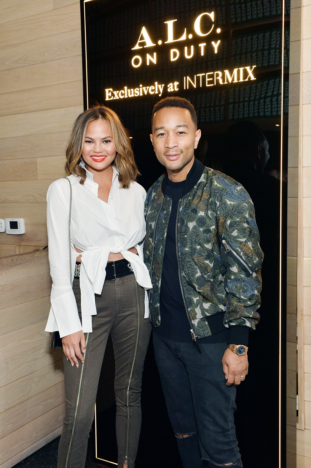 chrissy teigen john legend - getty
