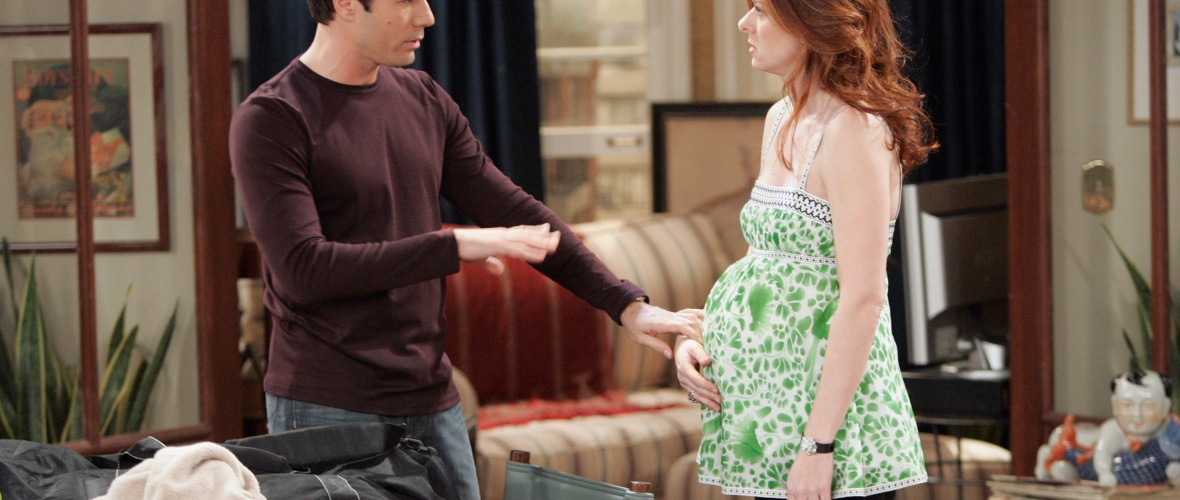 debra messing will and grace getty images
