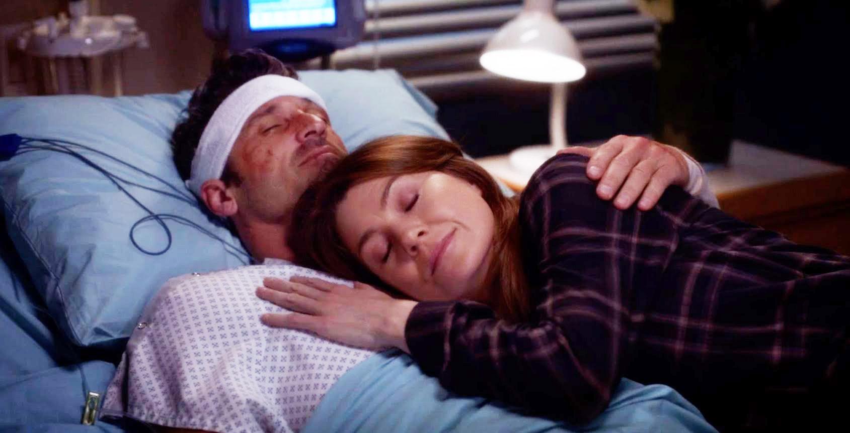 Grey S Anatomy Deaths See What Season Derek Shepherd Died