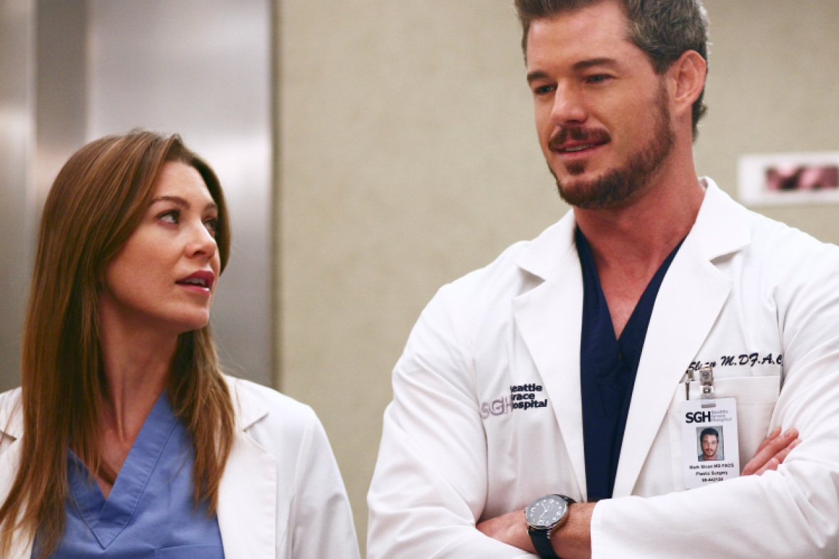 eric dane 'grey's anatomy' getty images