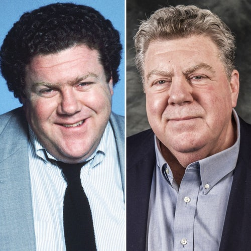 george wendt getty images
