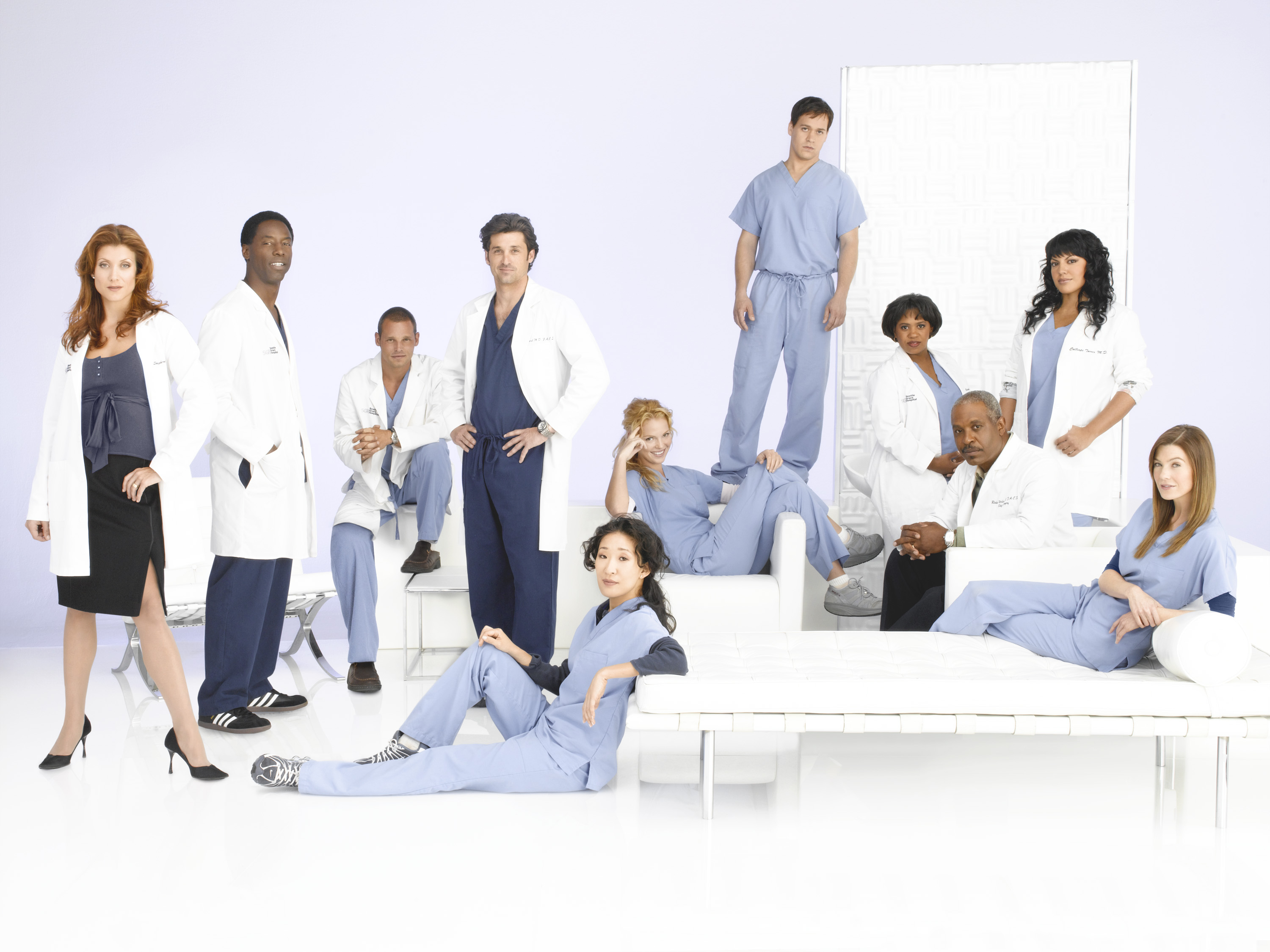 Greys Anatomy Cast See The Stars Then And Now
