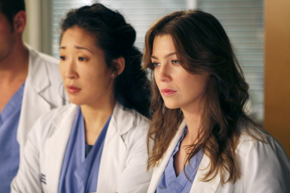 sandra oh 'grey's anatomy' getty images