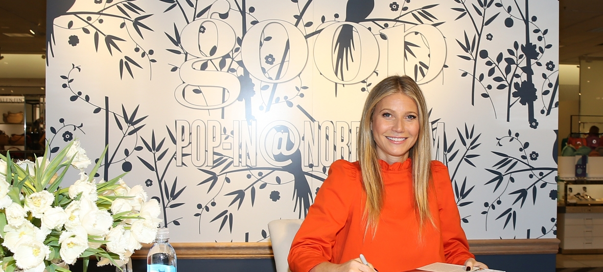 gwyneth paltrow goop - getty