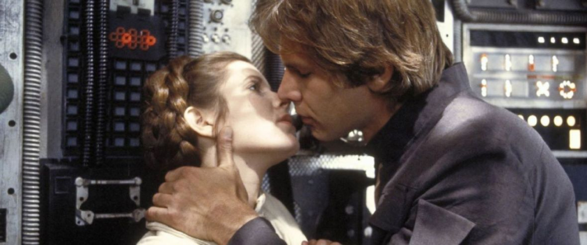 carrie fisher harrison ford r/r