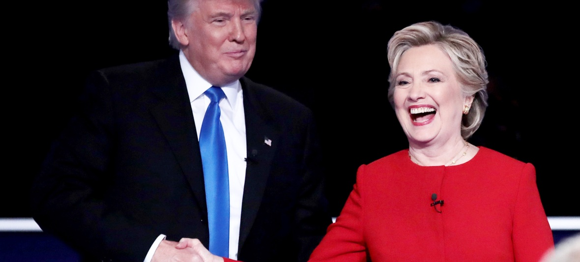 donald trump hillary clinton getty images