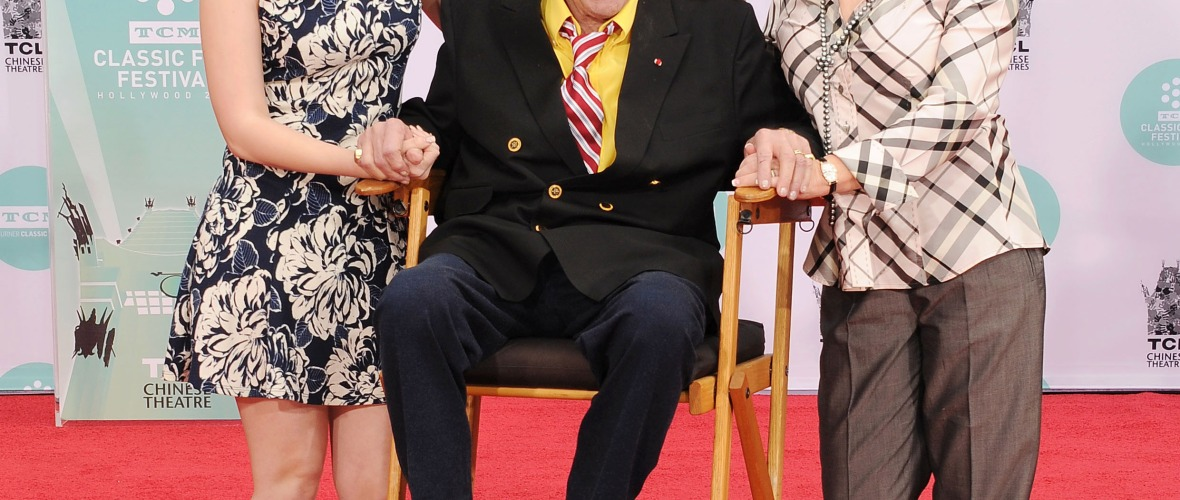 jerry lewis family getty images