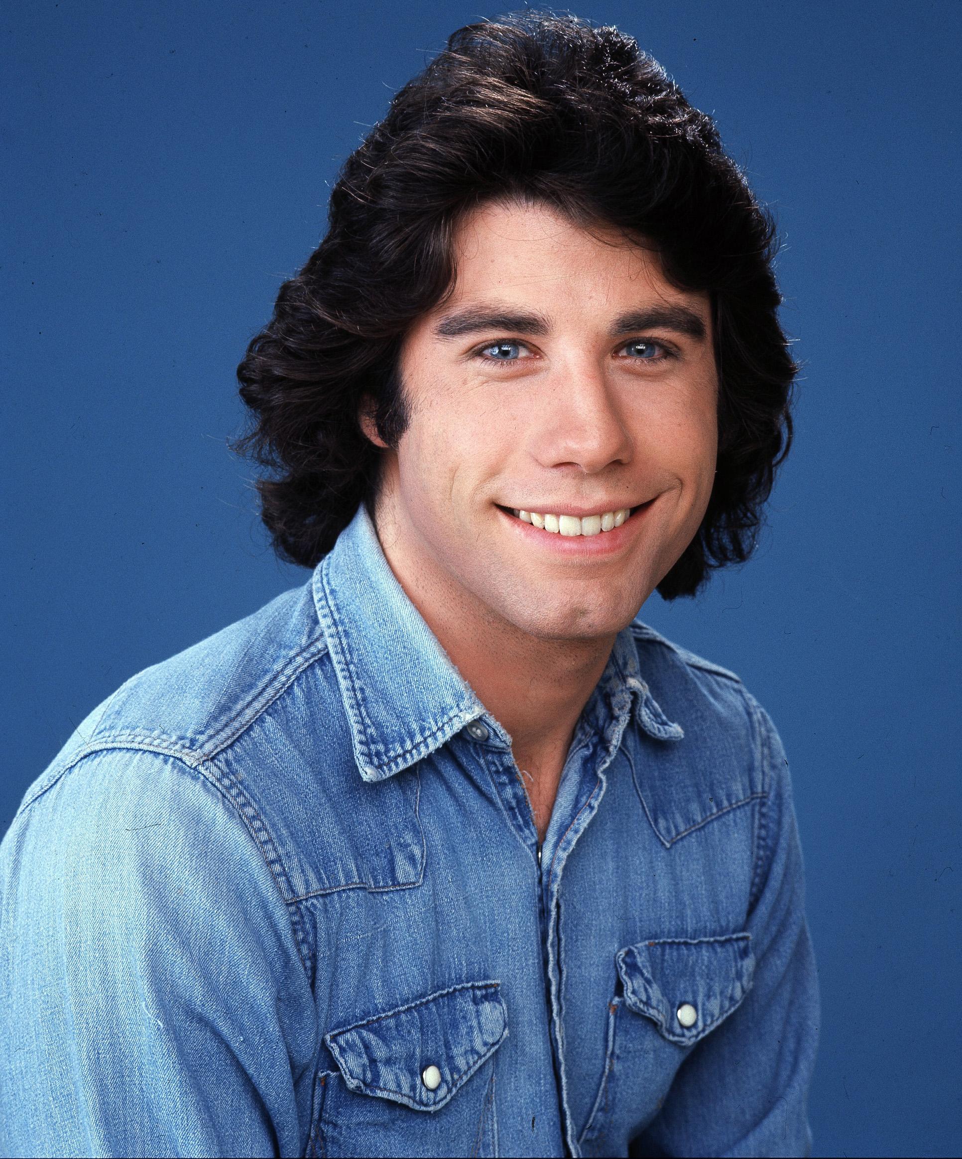 John Travolta's Gray Hair Has Made Him Quite the Silver Fox