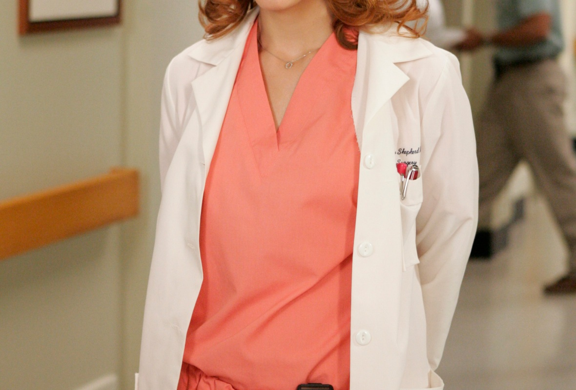 kate walsh greys anatomy getty images