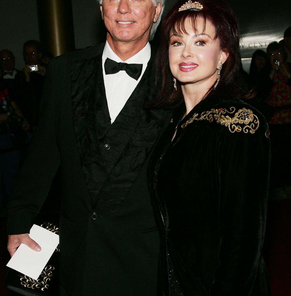 naomi judd larry strickland getty images