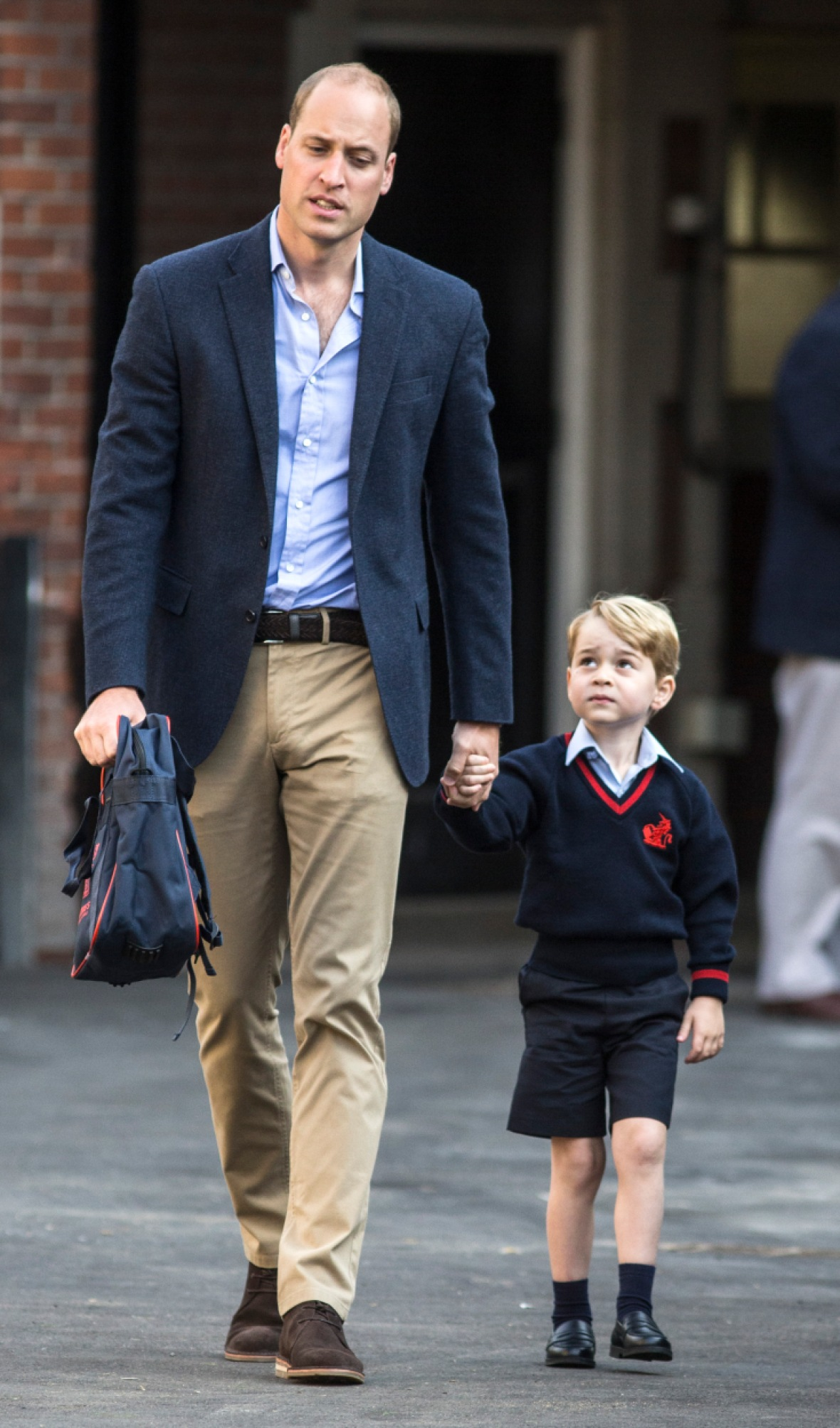 prince george school getty images