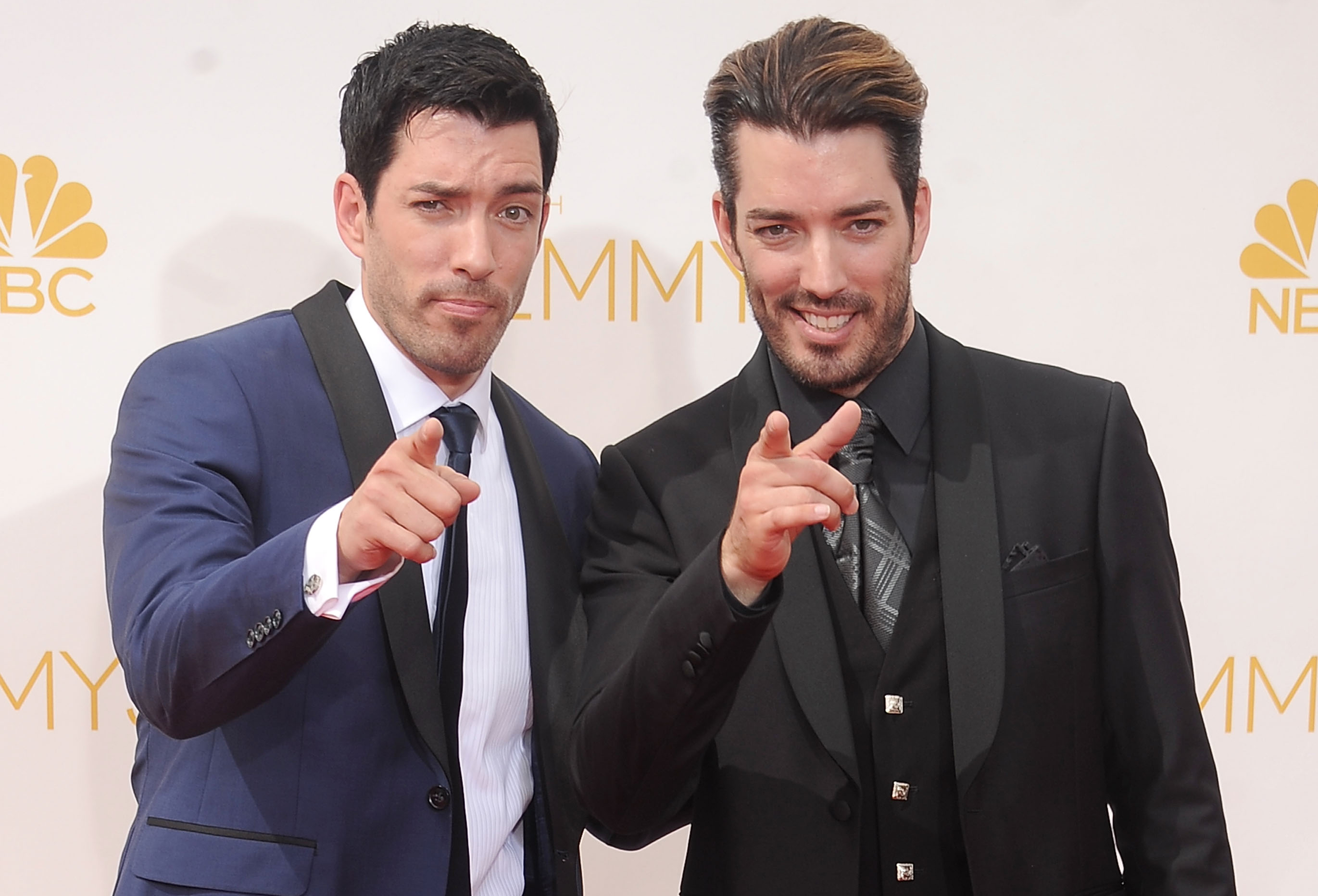 Are property brothers twins gay