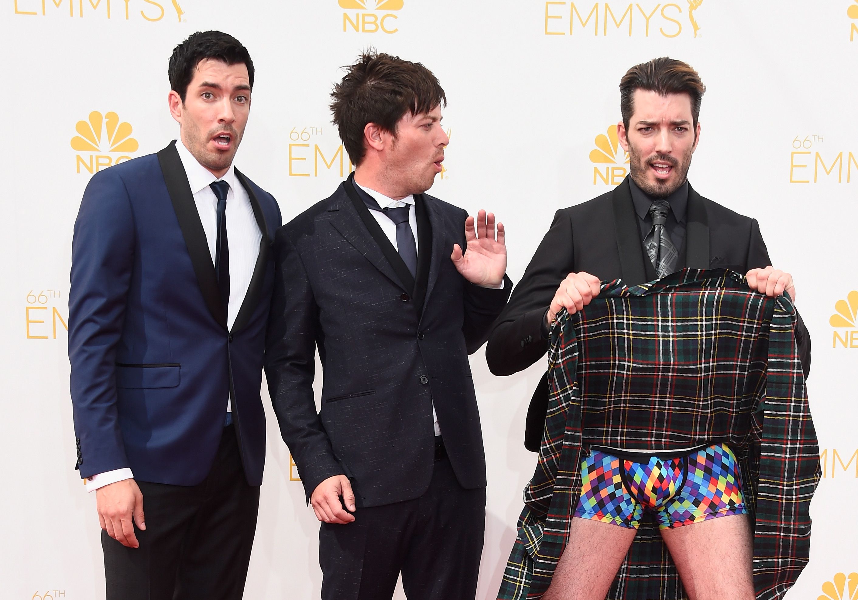 Did You Know Property Brothers Stars Drew Scott And Jonathan Have Another Brother Meet J D