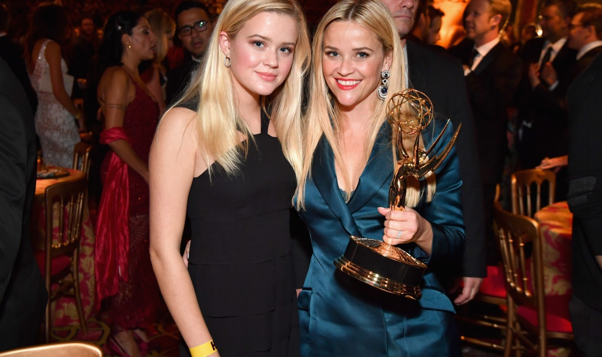 reese witherspoon ava phillippe getty images