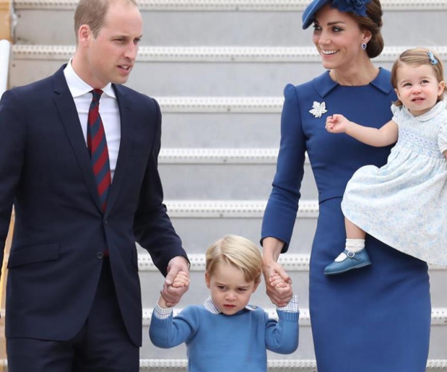 royal family canada