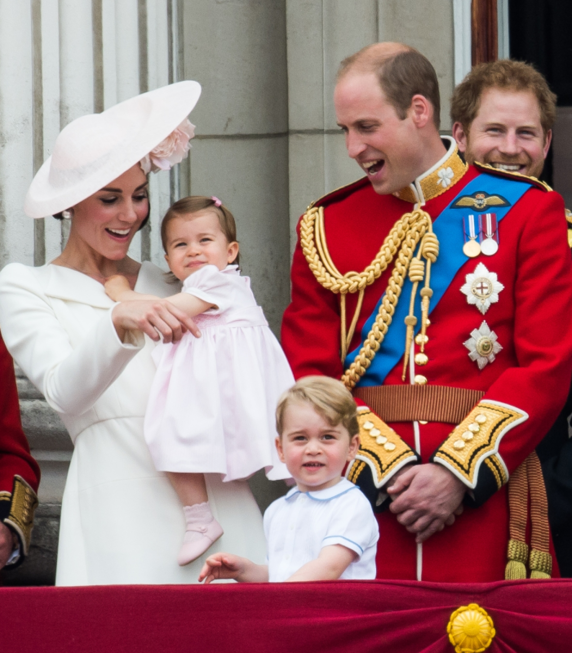 royal family getty images