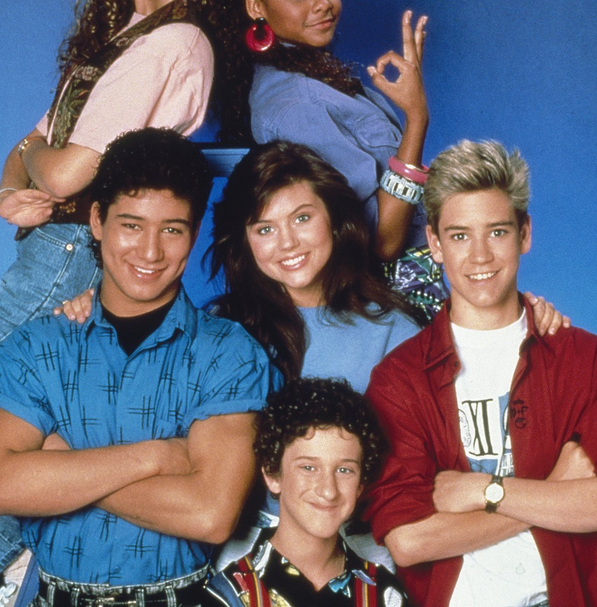 saved by the bell getty images