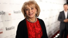 where-is-barbara-walters
