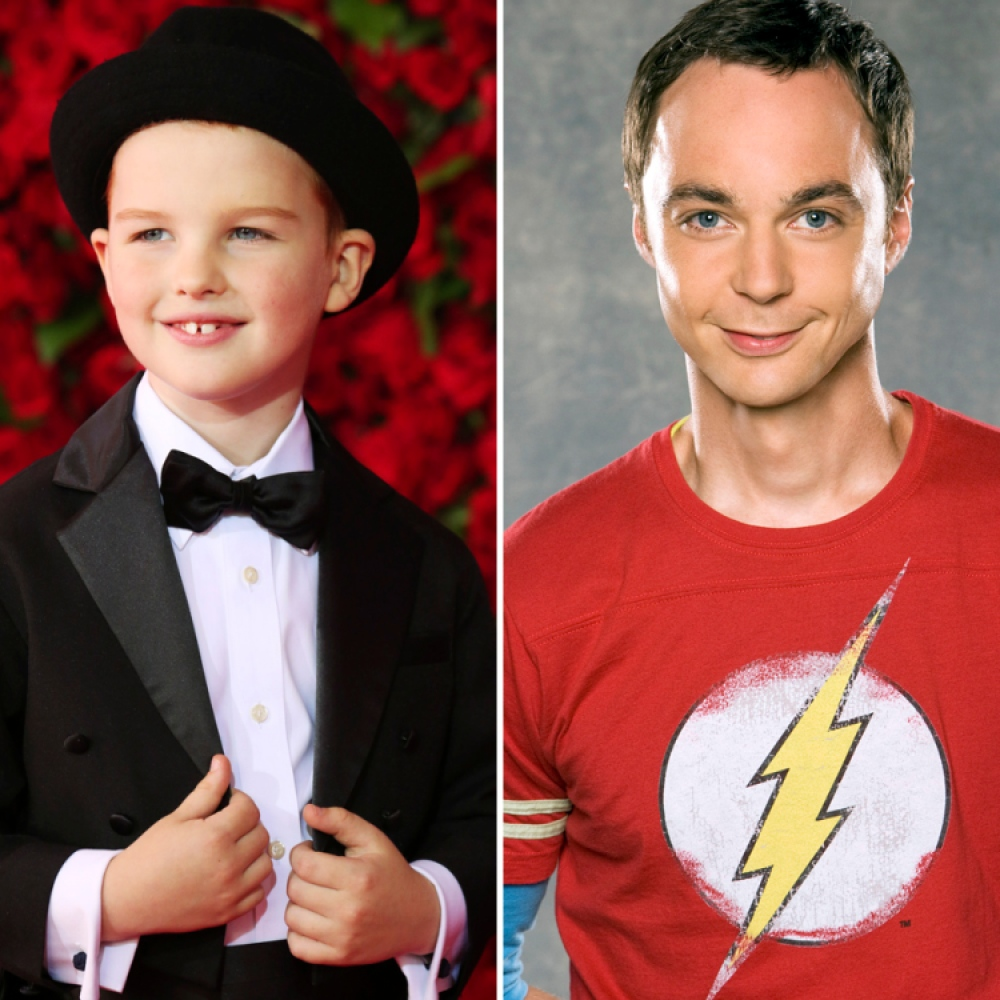 'young sheldon' cast getty images