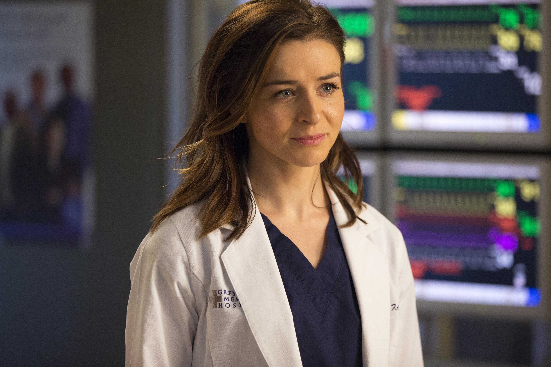 Greys Anatomy Amelia