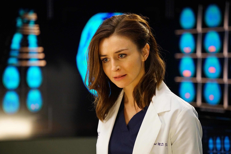 Amelia Shepherd Brain Tumor: Inside the Grey's Anatomy Plot