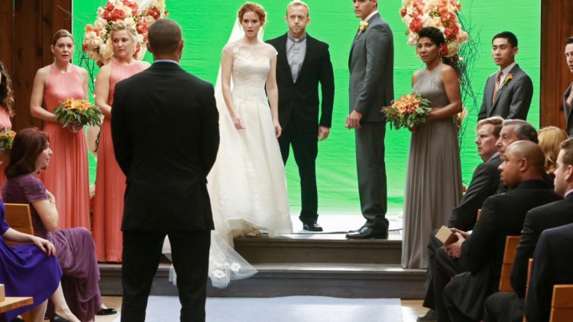 april kepner wedding getty images