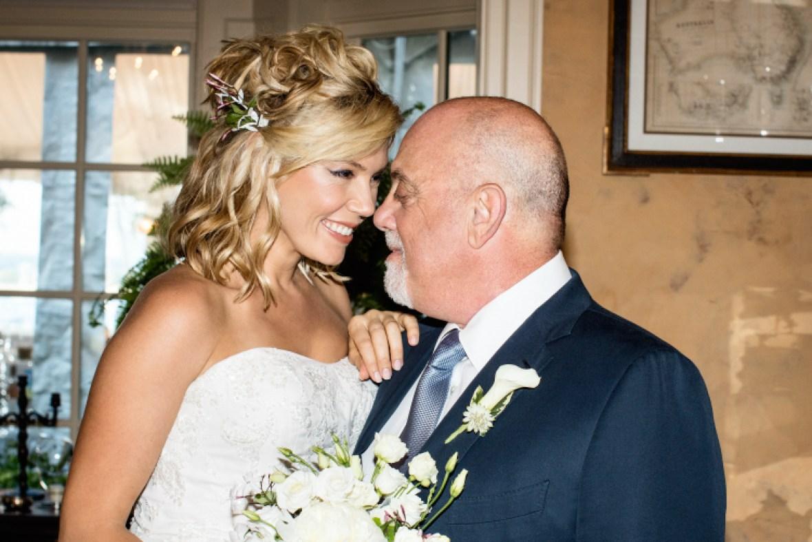 billy joel wedding getty images