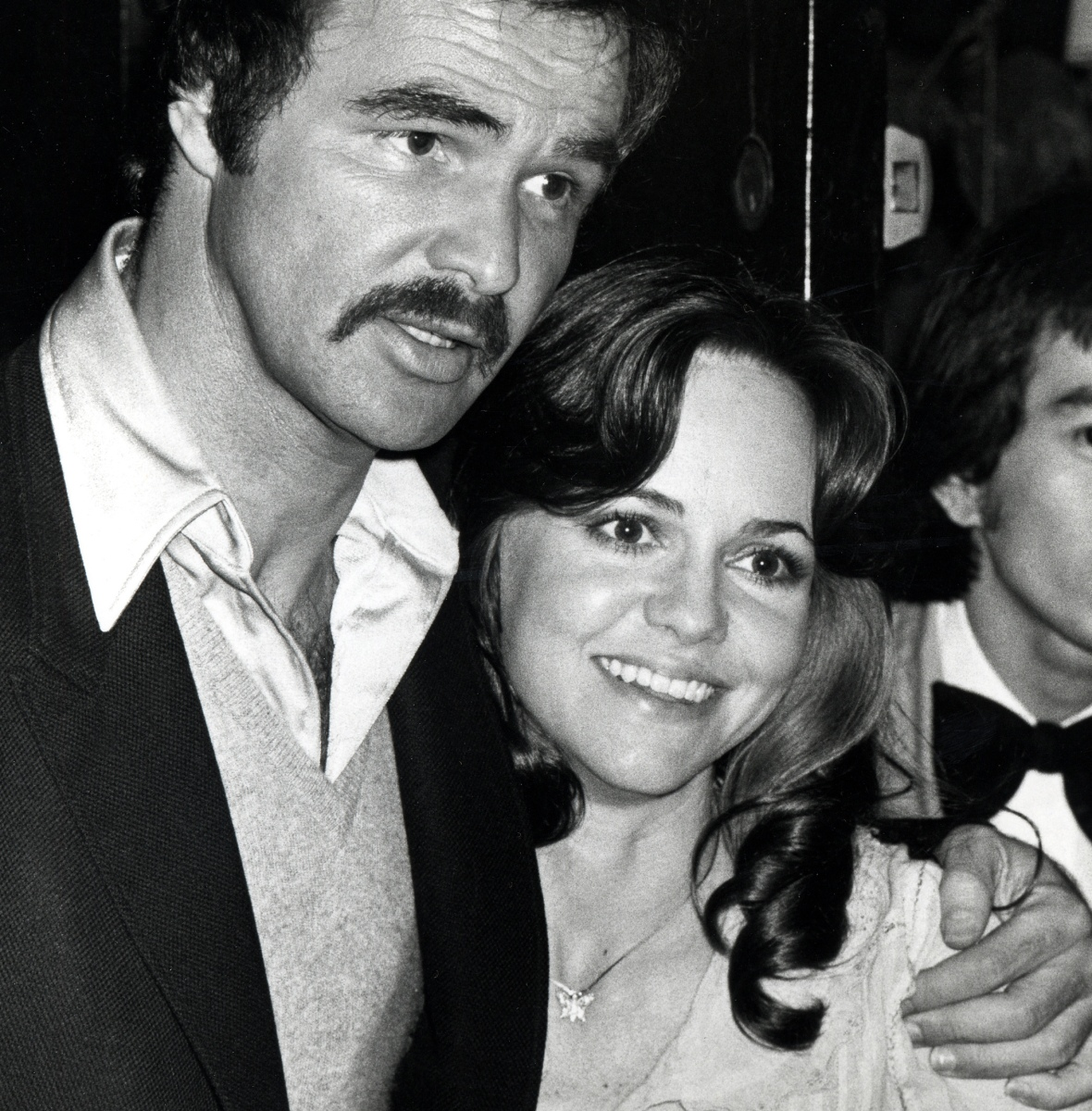 burt reynolds sally field getty images