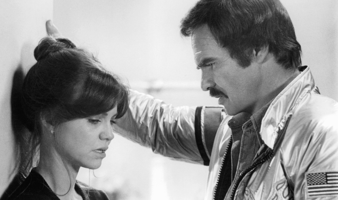 sally field burt reynolds getty images