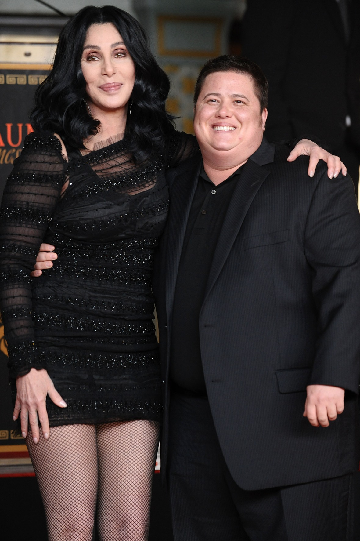 cher chaz bono getty images