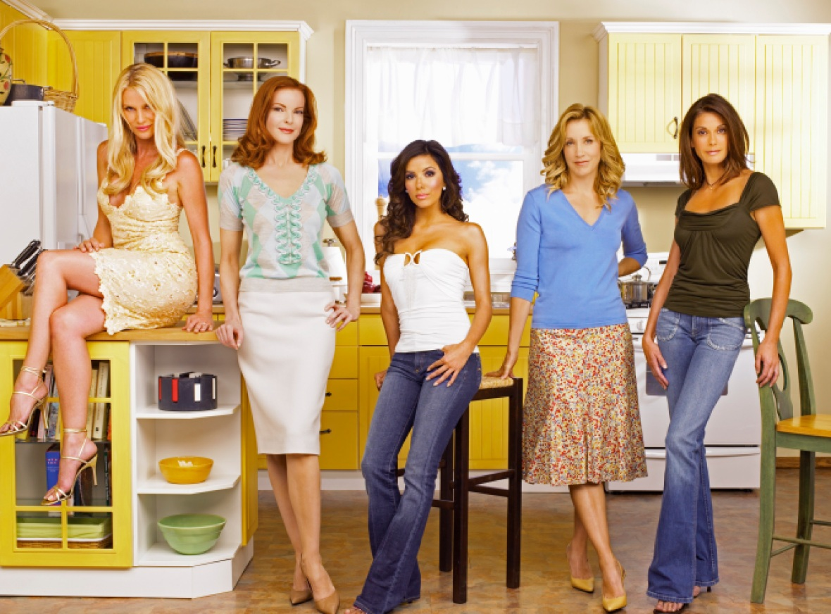 desperate housewives cast getty images