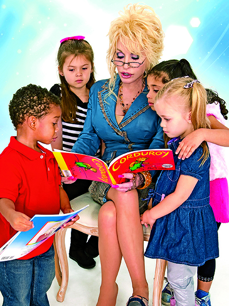 dolly parton kids closer weekly